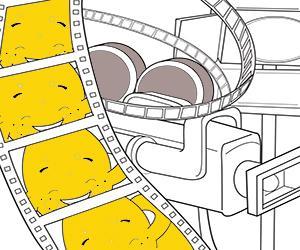 Coloriages Films à imprimer