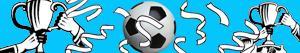 Coloriages Football - Champions des ligues nationales en Europe à colorier