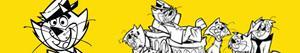 Coloriages Le Pacha - Top Cat à colorier