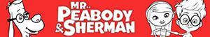 Coloriages M. Peabody et Sherman à colorier