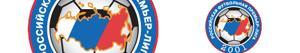 Coloriages Emblèmes de le Championnat de Russie de football à colorier